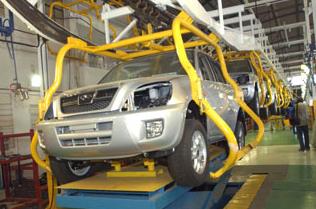 Automotriz china Chery planea triplicar su producción anual