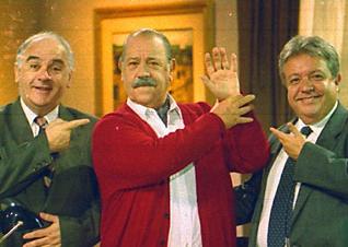Murió Ricardo Espalter, una ofrenda permanente al humor