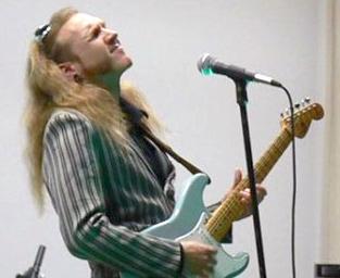 Svenson visitó Montevideo y ofreció dos conciertos