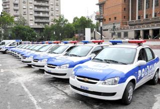 Interior investiga rotura a 30  patrulleros por boicot policial